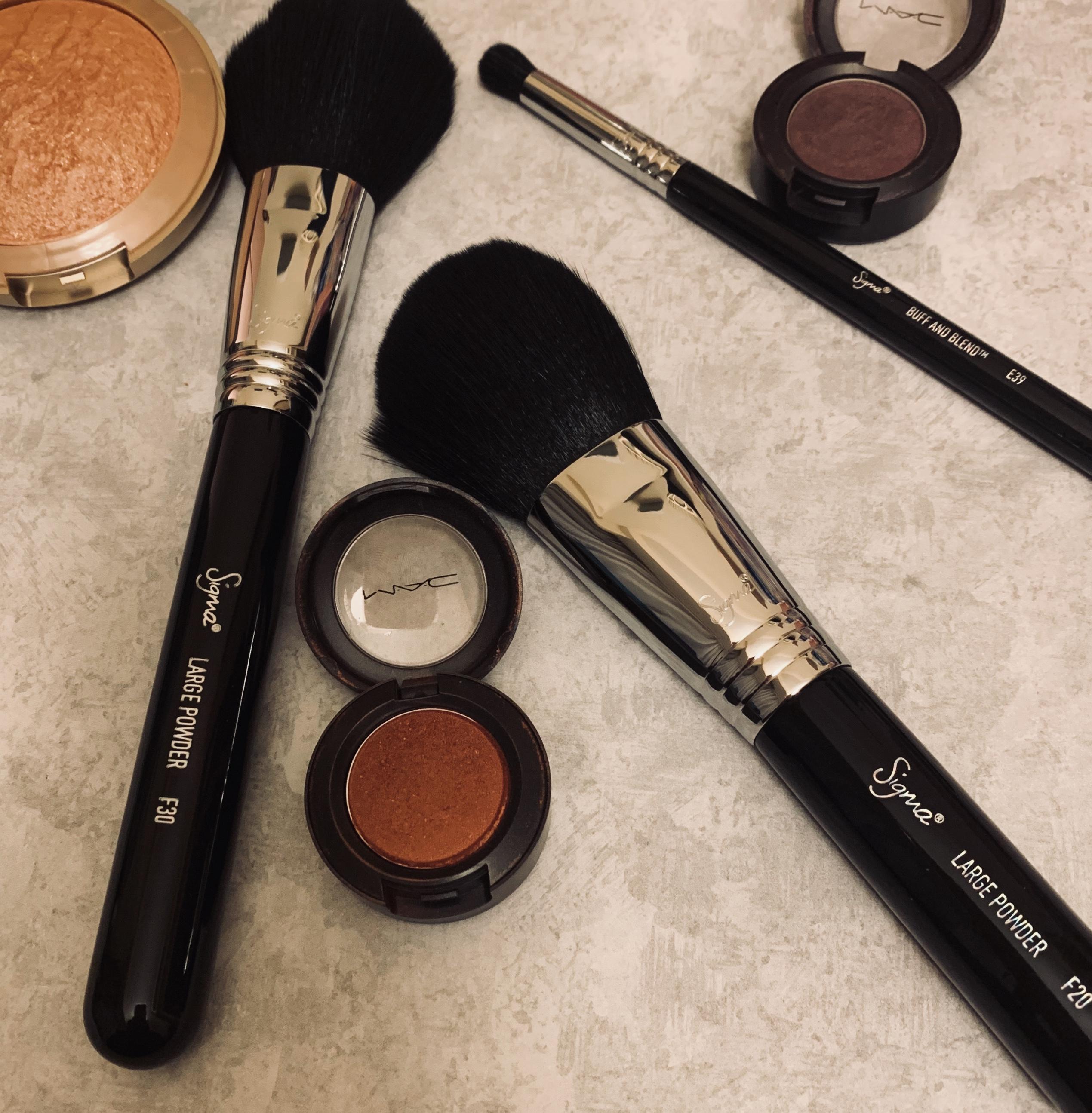Sigma Brushes - Brittany Insider